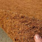 кокосовая мульча в матах
